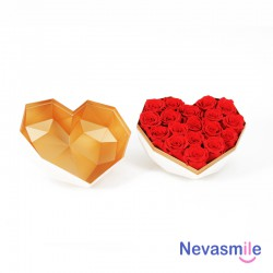 Heart shaped giftbox...