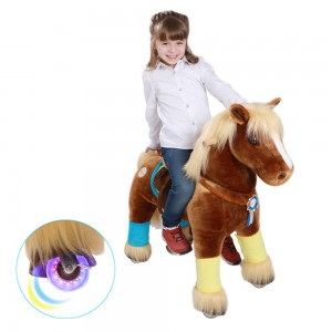 Ponis con ruedas